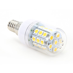 4W E14 LED Corn Lights T 30 SMD 5050 450 lm Warm White AC 220-240 V