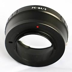 pentax pk k monture d'objectif à Olympus micro 4/3 adaptateur m43 gh3 e-p5 GF6 panasonic