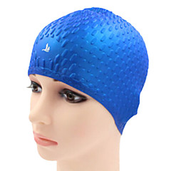 Sanqi Unisex Fashional Comfotable Wearable Waterproof Ear Protection Swimming Cap
