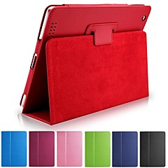 new Classical Leather Case Cover Pouch Stand For ipad 4&ipad 3&iapd 2 9.7 inch