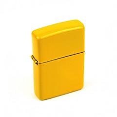rétro de luxe kérosène plus léger - jaune