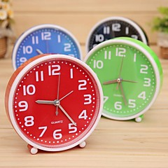 Fashion Fruit Dial Alarm Clock (Random Delivery)