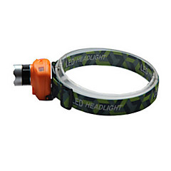 Richuang 6644 Single-Mode 1x Cree R2-5W Headlamp(18LM, 3xAAA, Assorted Colors)