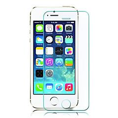 ultra dunne 0.3mm 2.5 d explosieveilige gehard glas voor iPhone / 5 / 5s / 5c gehard screen protector beschermende folie