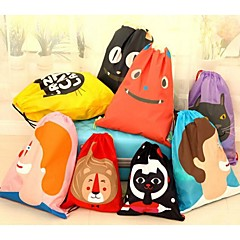 Cartoon Travel Waterproof Clothing Underwear Receive Bag