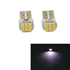 LED - Bil - Instrumentbræt lys/Læselampe ( Hvid
