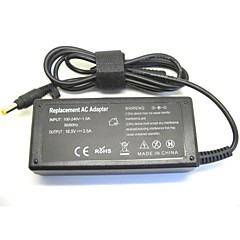 18.5V 3.5A 65W ac laptop nätadapter laddare för HP 500 510 520 530 540 550 620 625 cq515