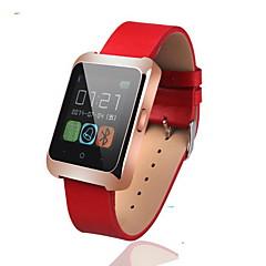 Smart Watch UPAD6 - Puettavat - Bluetooth 3.0 - Handsfree puhelut / Media-ohjain / Viesti-ohjain / Kamera-ohjain -Activity Tracker /