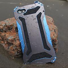 transformator logam dingin tahan air dan tahan debu dan anti mengikis kembali kasus untuk iphone 6 (warna macam-macam)