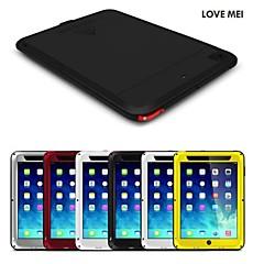 LoveMei Antichoc Etanche Robuste Metal Waterproof Shockproof Protection Metal Case for iPad Air/iPad 5 (Assorted Colors)