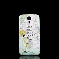 Samsung Handy - Samsung S4 Mini I9190 - Rückseitige Hülle - Grafik/Spezielles Design Plastik )