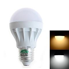 Ampoules Globe Zweihnder 1 pièce E26/E27 5 W 9 SMD 5630 450 LM 5500-6000/3000-3500 K AC 85-265 V