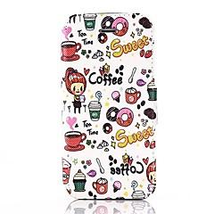 Couleur mixte/Cartoon/Design spécial/Nouveauté - Coque avec Support/Etuis du corps entier - pour iPhone 5/iPhone 5S ( Multicolore , Cuir PU/TPU )