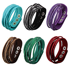 Alloy/Rhinestone/Nylon Bracelet Vintage Bracelets/Friendship Bracelets/Wrap Bracelets Daily/Casual/Sports 1pc