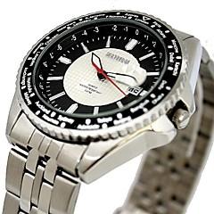 Men's Dress Watch Quartz Water Resistant