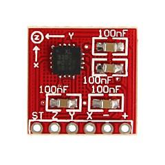 geeetech ADXL335 kolminkertainen akselinen kiihtyvyysanturi Breakout Arduino