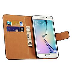 Samsung matkapuhelin - Samsung Samsung Galaxy S6 - Kännykkäkuori - Yhtenäinen väri (