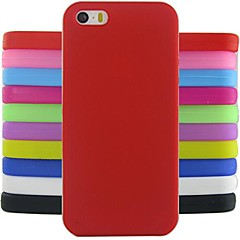 Jelly Silicone Case for iPhone 4/4S (Assorted Colors)