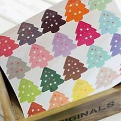 multifunções natal estilo de cozimento de vedação adesivos decorativos de DIY (20stickers / pcs)