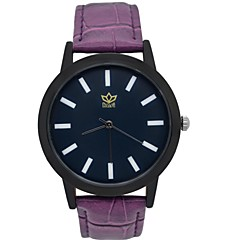 Men's Round New Fashion Dial Casual  Watch Silicone Strap  Japanese Quartz Watch Wrist Watch (Assorted Colors)