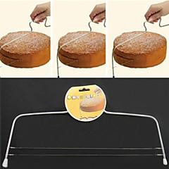 خبز عالية الجودة من الصلب المقاوم للصدأ قطع كعكة