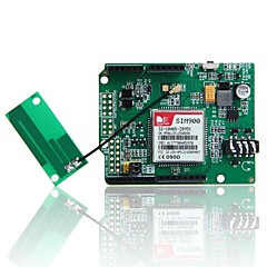 Geeetech Updated GPRS/GSM SIM900 Shield V2.0 Compatible with for Arduino