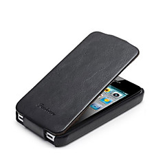 Flip Genuine Leather Case for IPhone 5/5s(Assorted Colors)