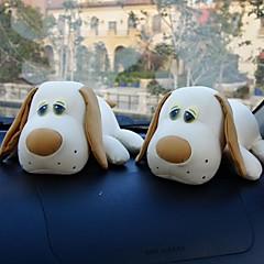 Air Freshener House&Car Bamboo Charcoal Package Bag (Big Nose Dog Doll) 2pcs