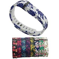 Ersatz TPU Gummi kleine und große Armband für fitbit flex Smart Armband Geräte