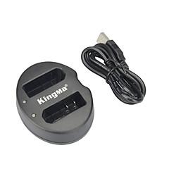 Oplader - Nikkon - for Nikon EN-EL14 Battery and Nikon D3100/D3200/P7000/D5100/P7100/P7700/D5200/D3300