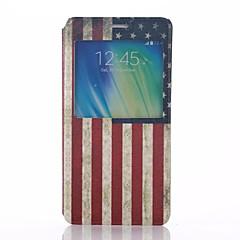 Celular Samsung - Samsung Galaxy A7 - Cases Totais - Design Especial ( Multi-côr , Plástico/Pele PU )