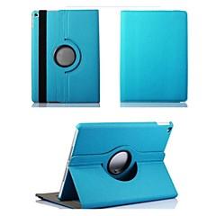 Alma iPad Air 2 - Tömör szín - 360⁰ esetek/Intelligens borítók/Origami esetek ( Textil , Piros/Fekete/Kék/Barna/Bíbor/Narancssárga/Rózsa )