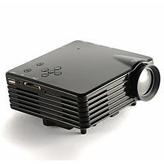 ViviBright GP7S Mini Projector 120 Lumens HVGA (480x320) LCD