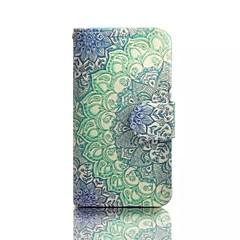 sarjakuva värillinen piirtäminen pu nahka koko kehon kotelo jalustalla ja korttipaikka Samsung Galaxy S3 i9300