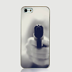 le riprese del modello di caso per iPhone5 / 5s