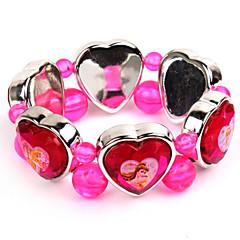 Girl's Cinderella Charm Bracelet