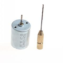DIY házi motoros mikro fúró