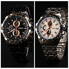 2015 Men Luxury Brand Military Watch Men Full Steel Wristwatches Fashion Casual Waterproof Army Sports Quartz