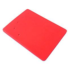 four-c fondant en gum paste modellering foam pad suiker ambachtelijke gereedschap kleur rood