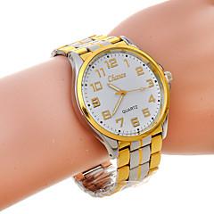 Men's Fashion Chance Dial Multi-colored Band Quartz Watch Cool Watch Unique Watch