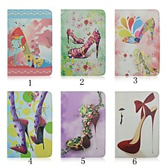 9.7 Inch High Heels Pattern with Stand Case for iPad Air /iPad 5