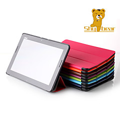 """Shy Bear™ Leather Cover Stand Case for Asus Transformer Pad TF303CL 10.1"""" Tablet"""