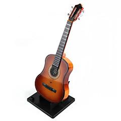 High Quality Decoration Emulation Guitar Music Box