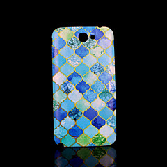 couvrent modèle aztèque fo Samsung Galaxy Note N7100 deux cas