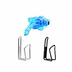 자전거 물 병 케이지 산악 자전거 / 레크 리에이션 사이클 분류 된 색깔 알루미늄 합금 / 플라스틱