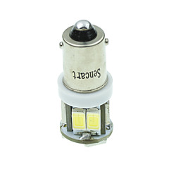 BA9S W6W 5W 11x5630SMD 550LM Blue//Warm White/Yellow/Cool White for Car Signal Light (DC12-16V)