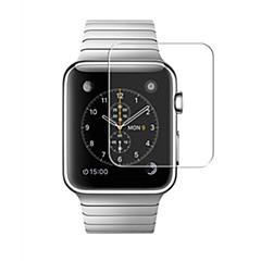 2 τεμ 38 χιλιοστά διαμάντι λάμπει προστατευτικό οθόνης με αντι-φούσκα& αντι-δακτυλικών αποτυπωμάτων για το ρολόι της Apple (0,3 mm)