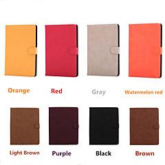 klassisen retro pu pi gaijia keskiön älykäs unen tablet pc suojaava kotelo ipad2 3 4 (eri värejä)