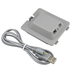 Baterie i ładowarki DF-0156 - Nintendo Wii - Nintendo Wii ABS - ( Szczupły/Nowość/Akumulator )