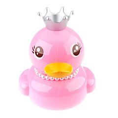 Cute Noble Queen of Duck Coin Bank Money Saving Bank Pink
